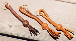 Key Chain -- Tassel or Duck